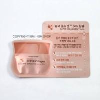 Etude House Moistfull super Collagen Eye cream sacheet sample