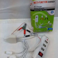 harga Charge Aki 3usb 4in1 Tokopedia.com