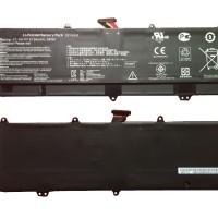 original Baterai Asus VivoBook S200e X202e X201e, C21-X202, 5136mah