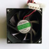 CPU Cooler / CPU Fan / Kipas CPU Black 8cm