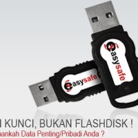 Easysafe (Dongle Enkripsi Pengaman Data) (USB Data Encryption Key)