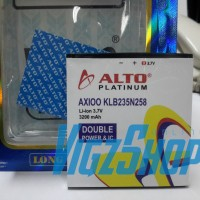 Baterai Battery Axioo Picopad 5 Gew 3200mah Alto Double Power