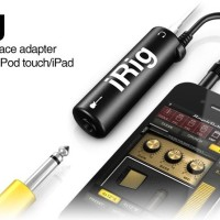 iRig AmpliTube Guitar Interface Adapter for iPhone /iPod Touch/iPad -
