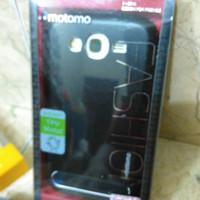 Motomo Metal Bumper Stainless Case Samsung Galaxy Grand Duos I9082
