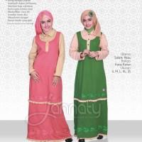 Jannaty Gamis Casual/Busana muslim/Baju muslim Remaja Dewasa