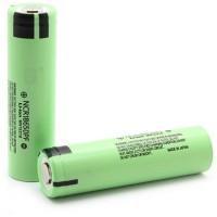 Baterai Panasonic IMR 18650 Li-ion High Drain 2900mAh 3.6V Flat Top