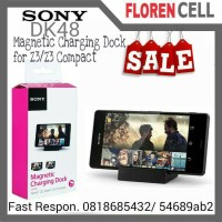 Sony Dk48 Magnetic Dock Charging For Xperia Z3 And Xperia Z3 Compact
