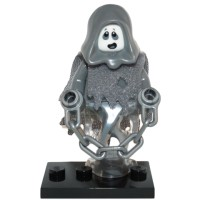 LEGO Minifigures Series 14 Monsters-71010 Specter Ghost Monster no 7