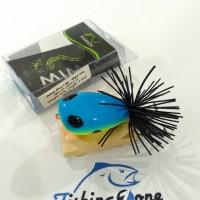 harga Mimix JumpBux Lite 40mm/9g Color Blue Dot Tokopedia.com