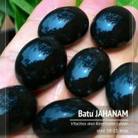 Batu Jahanam Asli dari Halmahera