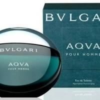 Parfum Pria BVLGARI AQVA MEN Original Singapore