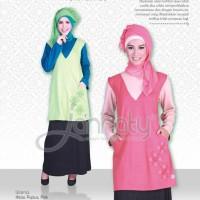 Blouse Jannaty Model Jn 55 / Tunik / Atasan Muslim