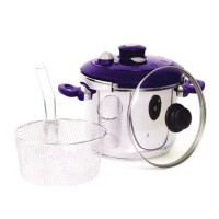 Ox-1008 Oxone Professional magic Pressure Cooker 8