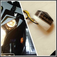 Sein Led CBR 150 CBU Model Ninja ZX6R Tanam Smoke Only
