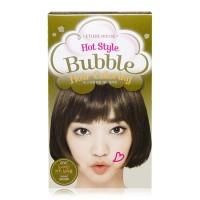 Etude House Hot Style Bubble Hair Coloring - GR07 Green Khaki