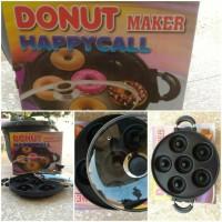 Cetakan donut bonus buku resep