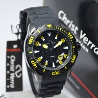 harga Christ Verra 1694G-26 Black Yellow Original Tokopedia.com
