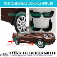 Mud Guard/Mud FlapsTahanan/Kepet Lumpur Khusus Honda Mobilio
