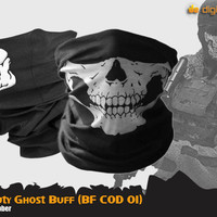 Limited Buff/Masker Game Call Of Duty (BF COD 01)