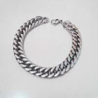 harga Gelang Tangan Sisik Naga Stainless Steel 10 Mm Tokopedia.com