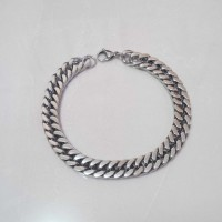 harga Gelang Tangan Sisik Naga Stainless Steel 8 Mm Tokopedia.com
