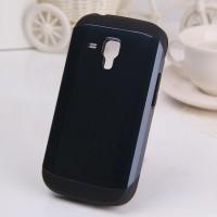 Spigen Slim Armor Case Samsung Galaxy S Duos S7562 - Hitam