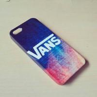 Vans Logo iPhone 5/5S Cover Hard Case