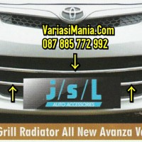 harga List Grill All New Avanza Veloz Crome Tokopedia.com