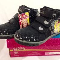 harga Sepatu Boot - Barbie Girl - Black (sz 29-32) Tokopedia.com