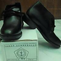 Sepatu PDH TNI-AD (Jatah)