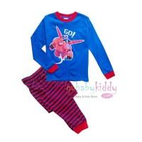Piyama Pajama Baju Tidur Anak Big Hero - Set132