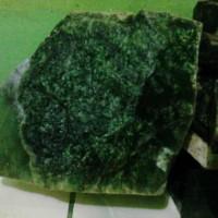 Jual Green Sojol Kristal Natural Hijau Botol Motif Murah