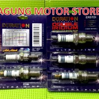 Busi Motor Racing Duration Double Iridium