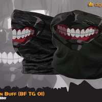 Limited Buff/Masker Anime Tokyo Ghoul (BF TG 01)