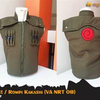 Jounin Vest / Rompi Kakashi (Naruto Vest - VA NRT 08)