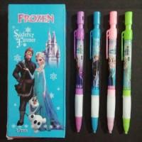 Pensil mekanik frozen fever 2 mm