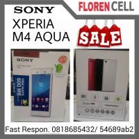 Sony Xperia M4 aqua LTE E2353 coral Garansi Resmi Sony Indonesia