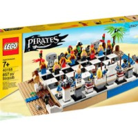 Chess Pirates Lego 40158