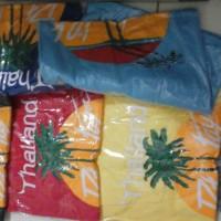 Grosir kaos souvenir negara thailand pantai pattaya