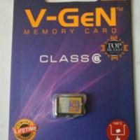 MEMORY CARD 8GB MMC V-GEN MEMORI VGEN V GEN ASLI 8 GB MICRO SD