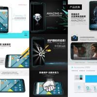 Nillkin Anti-explosion H Glass Motorola Nexus 6