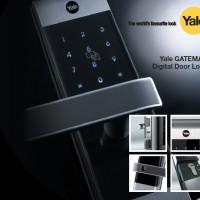 harga Kunci Pintu Digital Yale Ydm 3109 Tokopedia.com