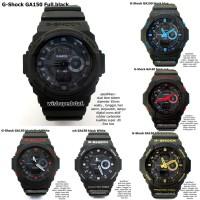 jam tangan digital analog dual time g-shock ga 150 super
