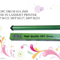 harga Opc Drum Jmh [cf283] 83a For Use In Laserjet Printer Pro Mfp M125 Tokopedia.com