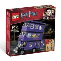 LEGO 4866 HARRY POTTER The Knight Bus