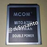 Baterai M-COM for MITO A700 Double Power 5000mAh