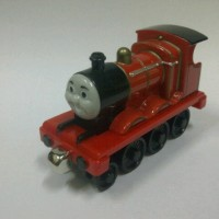 Thomas diecast take n play James