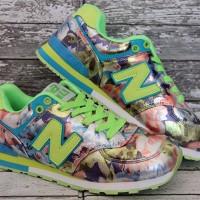 sepatu olahraga wanita new balance 574 import ( eunning, aerobik )