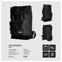 harga Tas Ransel Kuliah Laptop Pria Wanita Murah - Ravre The Travelers Matte Tokopedia.com