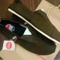 harga Sepatu Wakai Shoes coklat brown sol karet kwa super unisex cowok cewek Tokopedia.com